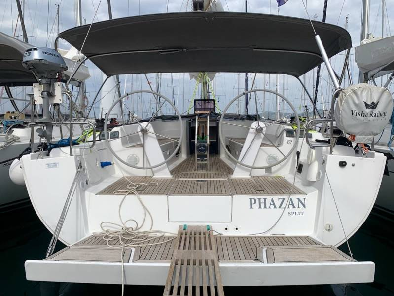 Hanse 445  | Phazan - renewed 2017