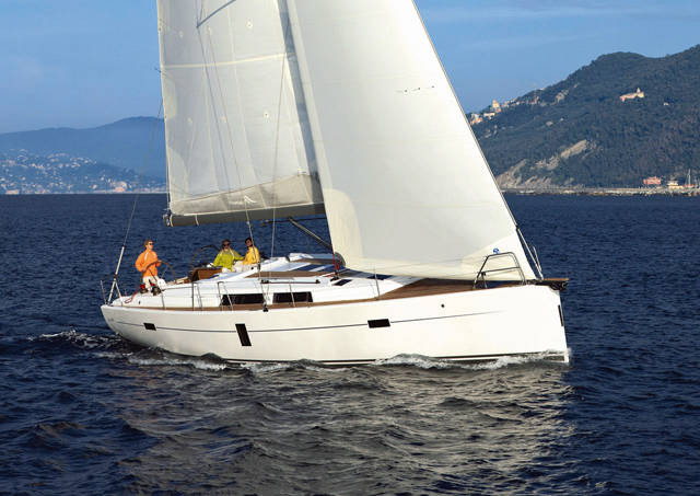 Hanse 445  | Paloma 3 - renewed 2017