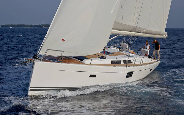 Hanse 455  | Marion
