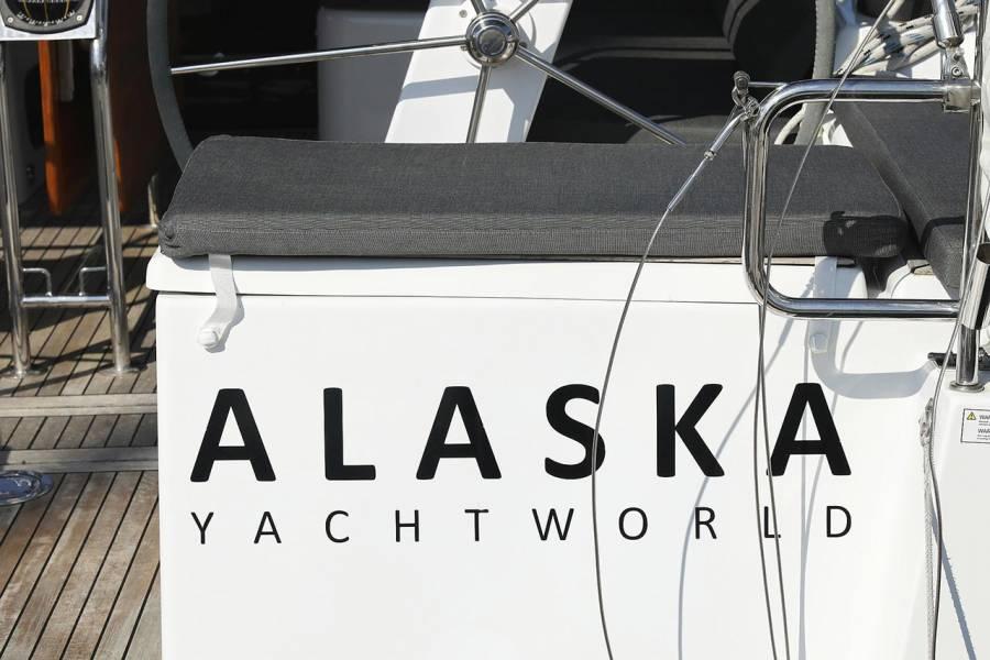 Hanse 455    ALASKA