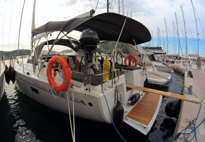 Hanse 455    My Portofino