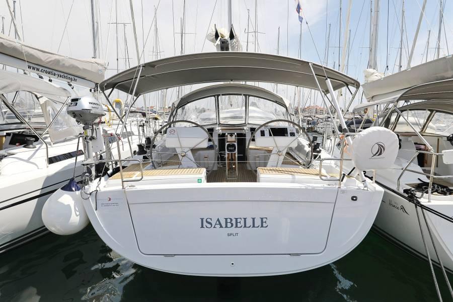 Hanse 458  | Isabelle