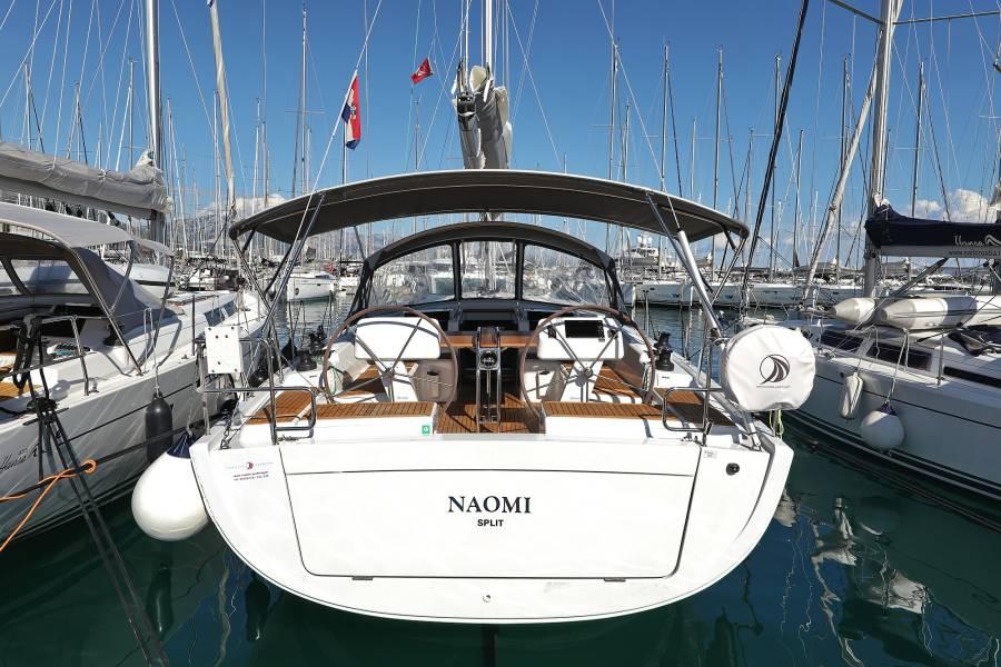 Hanse 458  | Naomi