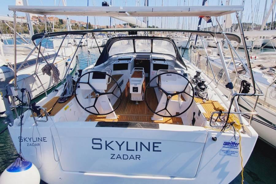 Hanse 505    Skyline