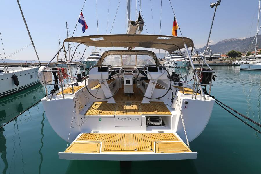 Hanse 505 | Super Trouper
