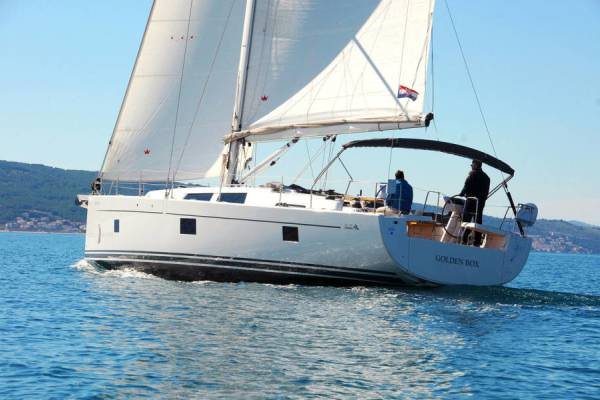 Hanse 508 | Golden Box