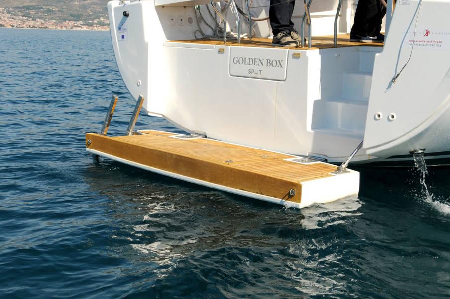 Hanse 508    Golden Box