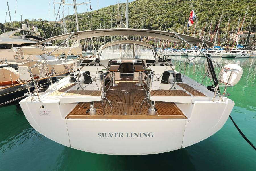 Hanse 548  | Silver Lining
