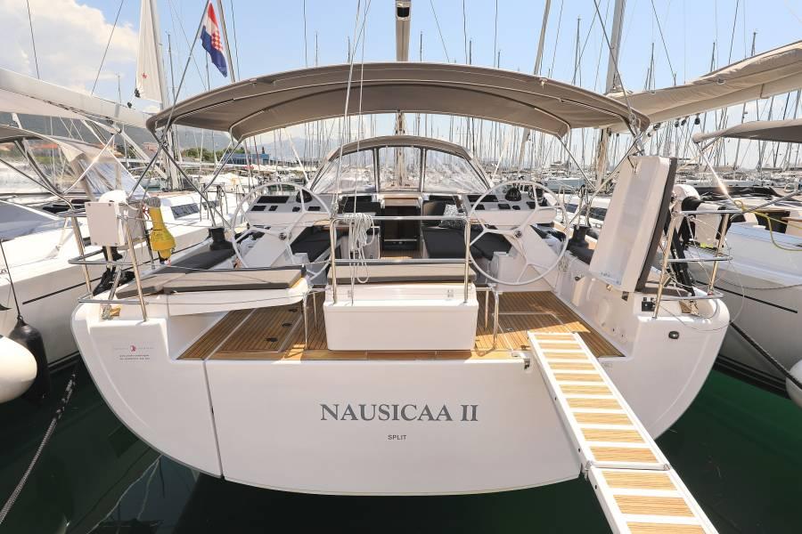 Hanse 588  | Nausicaa II