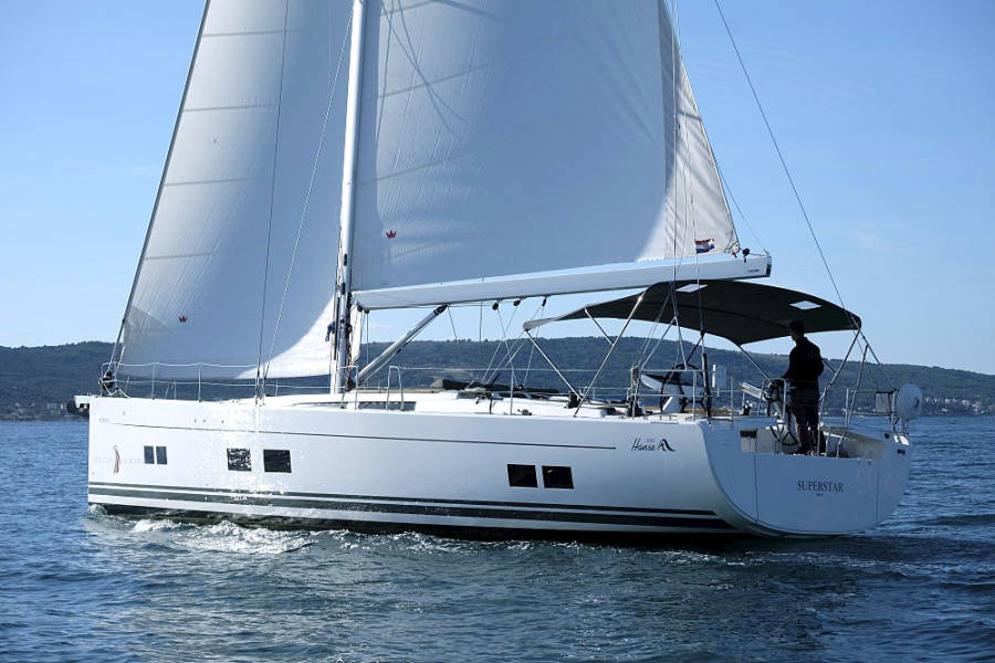 Hanse 588  | Superstar