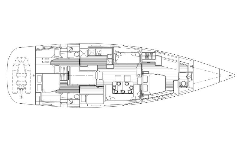 Jeanneau 64 | Bubamare (crewed)