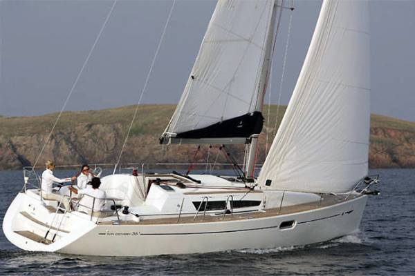 Jeanneau Sun Odyssey 36i
