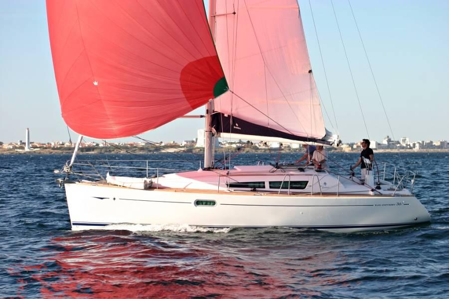 Jeanneau Sun Odyssey 36i | Sedna