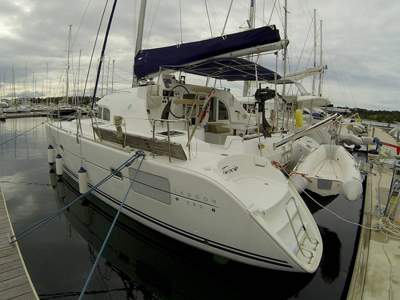 Lagoon 380 S2  | Twixie