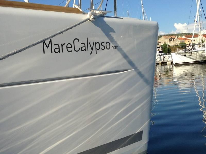 Lagoon 380    MareCalypso