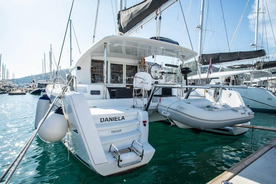Lagoon 39    Daniela