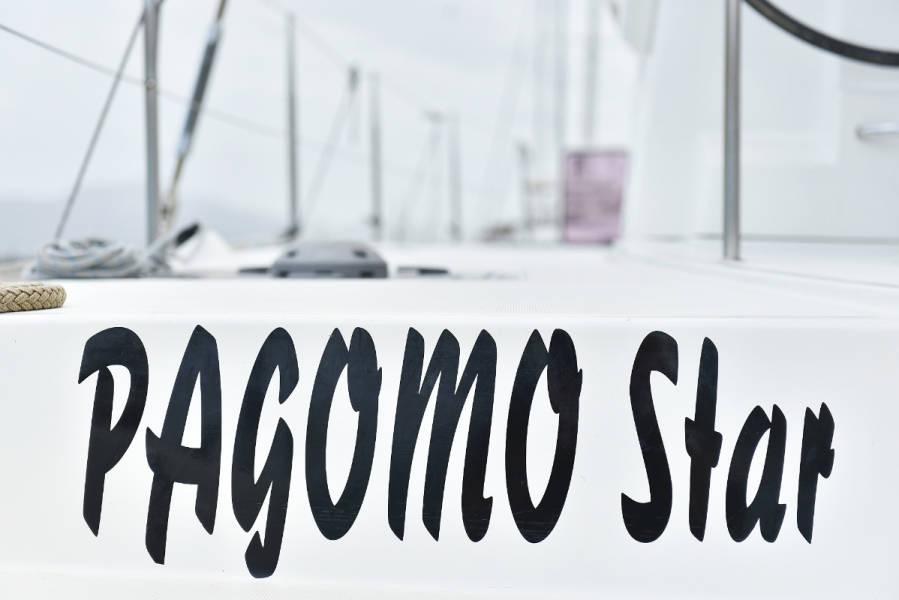 Lagoon 400  | PAGOMO star