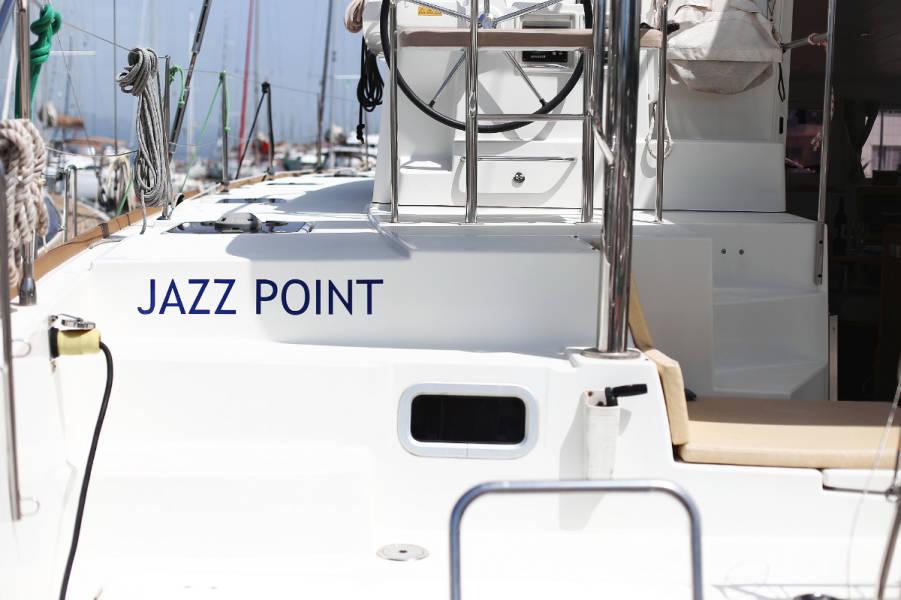 Lagoon 400  | Jazz Point