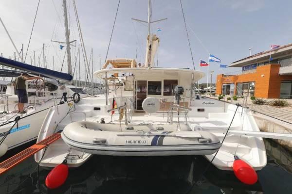 Lagoon 400 | Caribbean