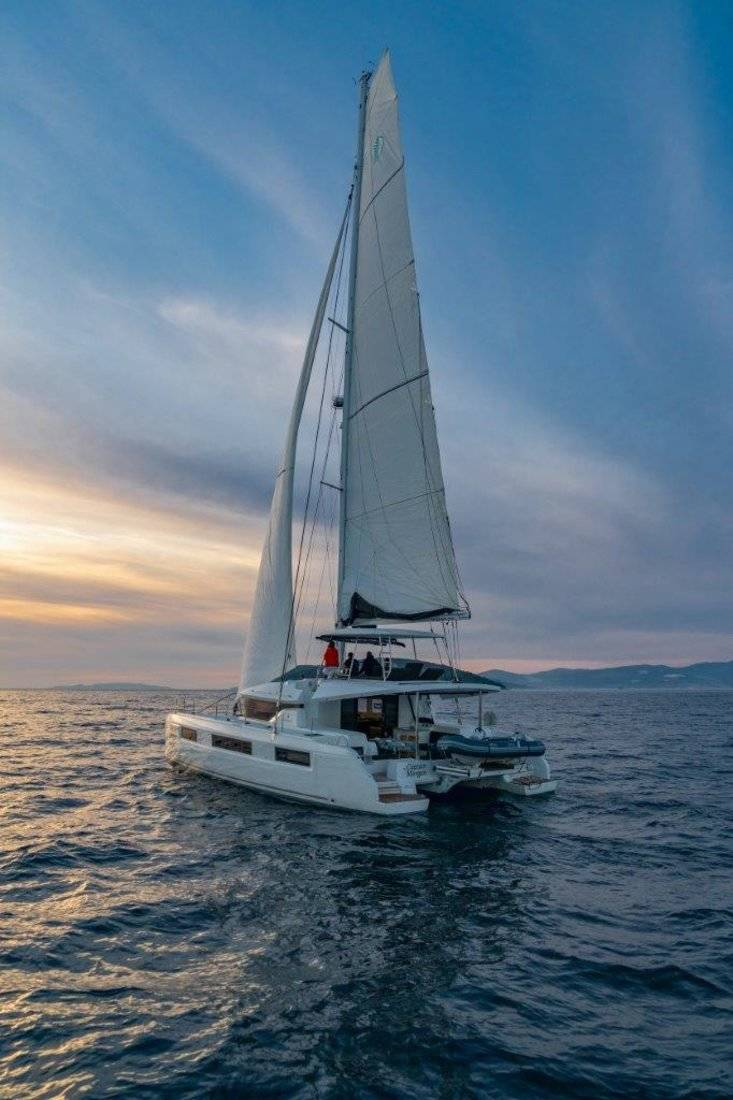 Lagoon 50 | Captain Morgan- CREWED