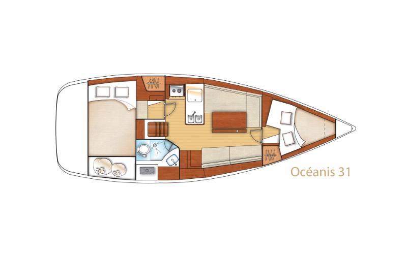 Oceanis 31 | Buddy