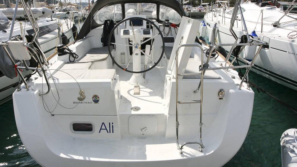 Oceanis 34.2  | Ali