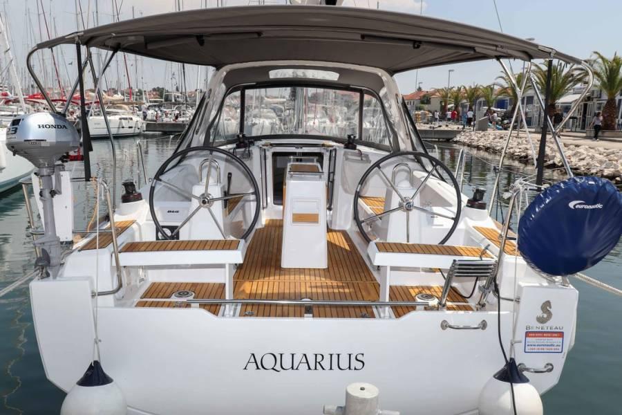 Oceanis 35  | Aquarius