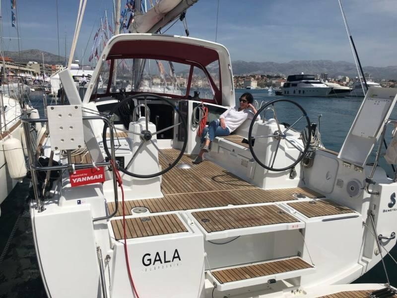 Oceanis 35  | Gala