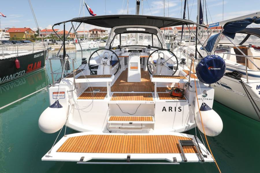 Oceanis 35.1  | ARIS