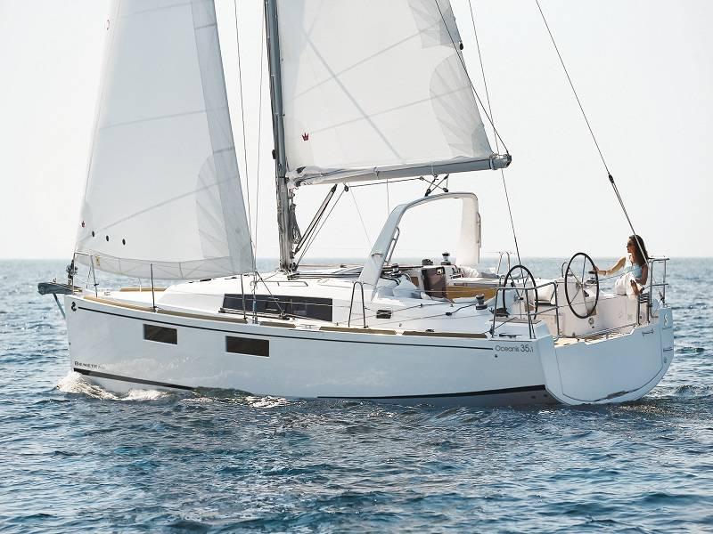 Oceanis 35.1  | Maya Bay 2