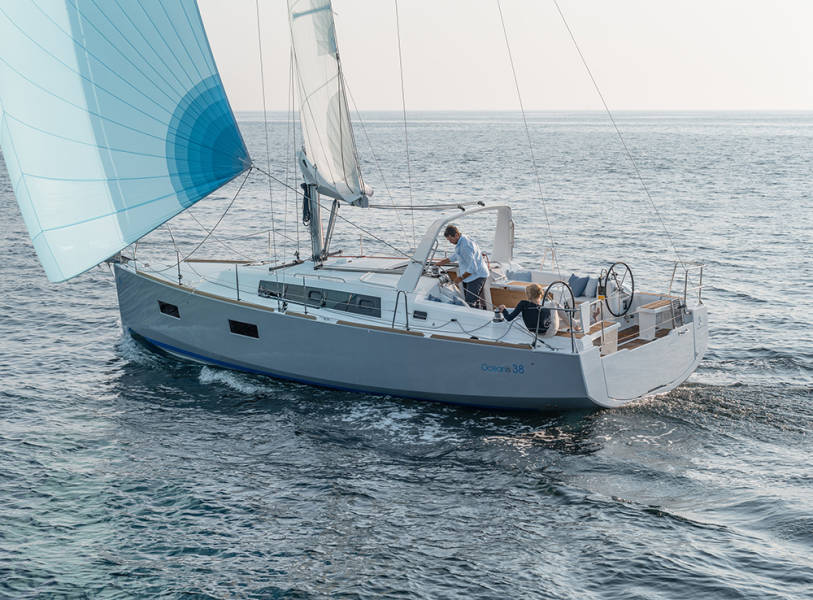Oceanis 38 | Martine