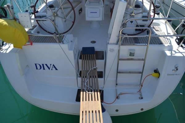 Oceanis 40 | Diva