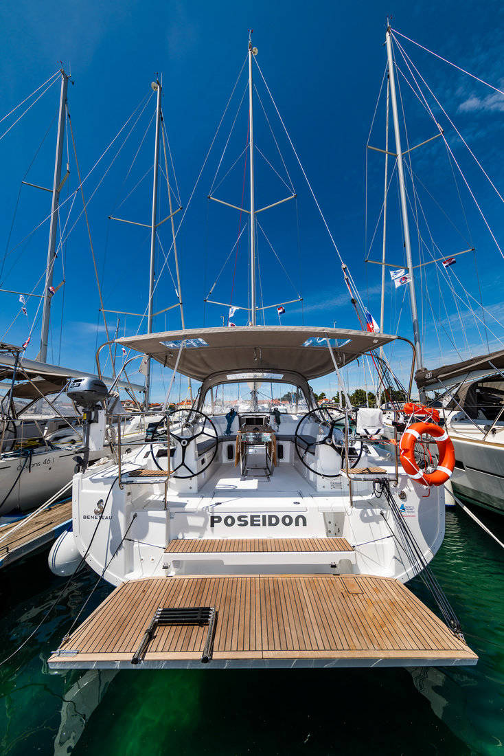 Oceanis 40.1 | Poseidon