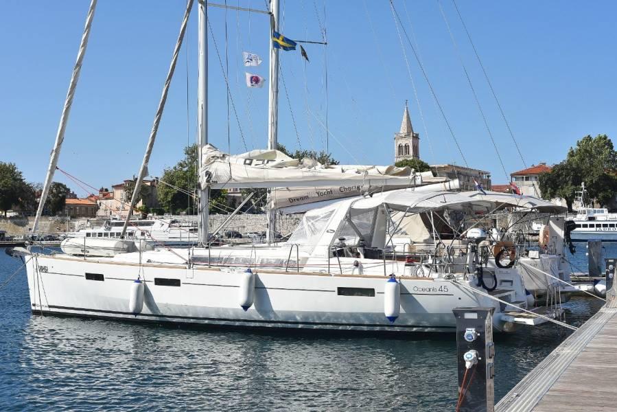 Oceanis 45    Lighea