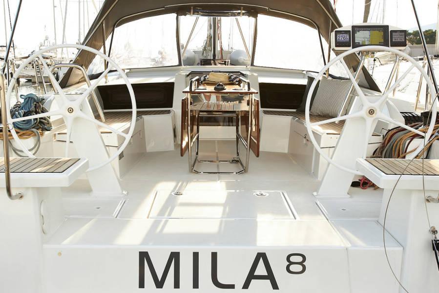 Oceanis 46.1  | Mila 8
