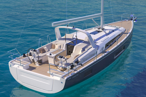 Oceanis 46.1 | Sea Ya with AC