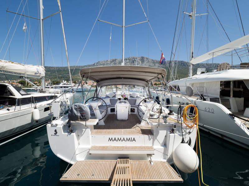 Oceanis 51.1 OW  | MAMAMIA