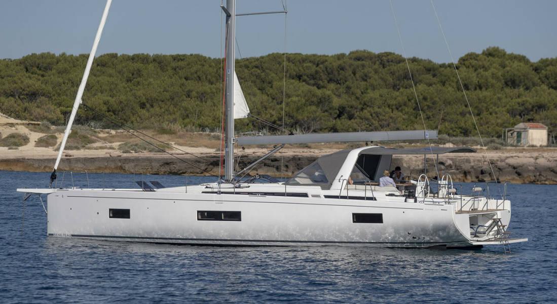 Oceanis 54 - 3 + 1 cab.
