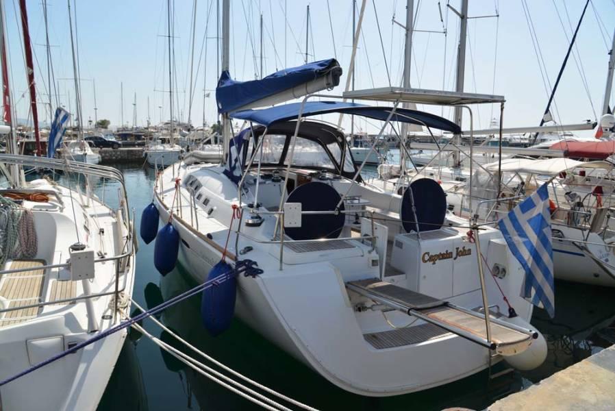 Oceanis 54 - 4 + 1 cab.