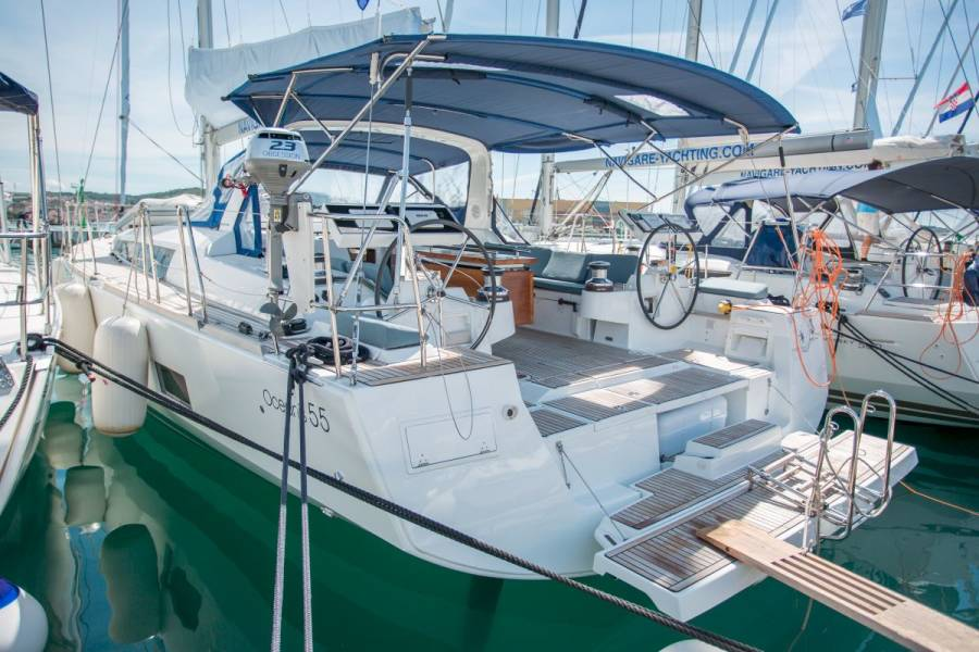 Oceanis 55    Obsession