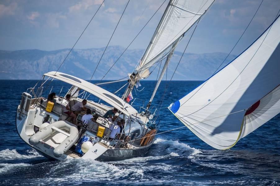 Oceanis 58  | Queen Axiera (crewed)