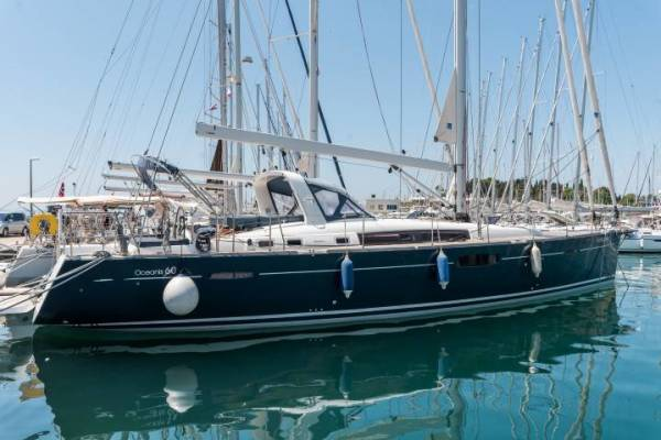 Oceanis 60 | Tourbillon with AC and generator