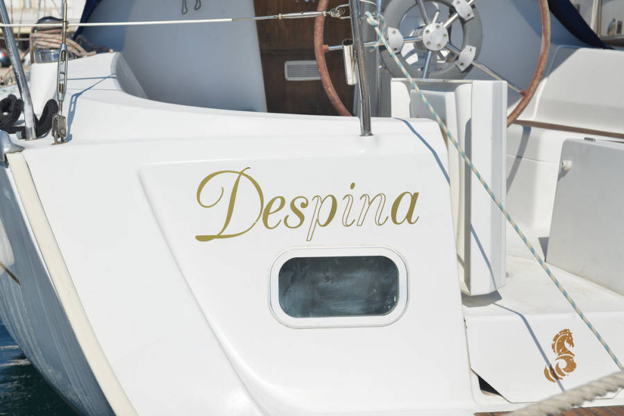 Oceanis Clipper 323  | Despina