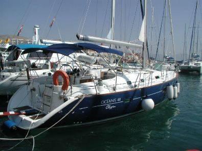 Oceanis Clipper 411 - 3 cab.