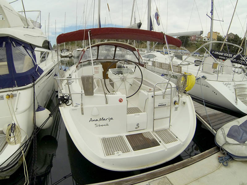 Oceanis Clipper 411  | Ana Marija