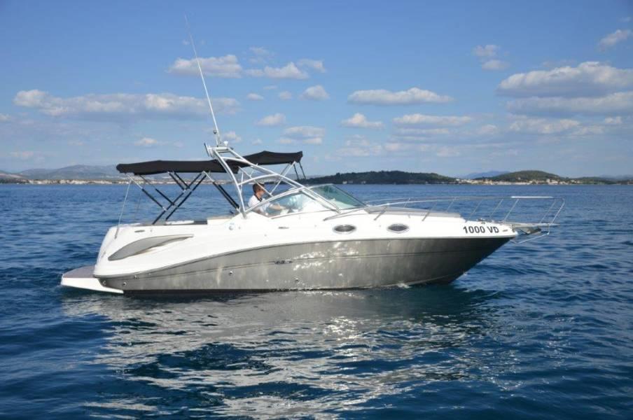 Sea Ray 275 Amberjack  | 1000 VD