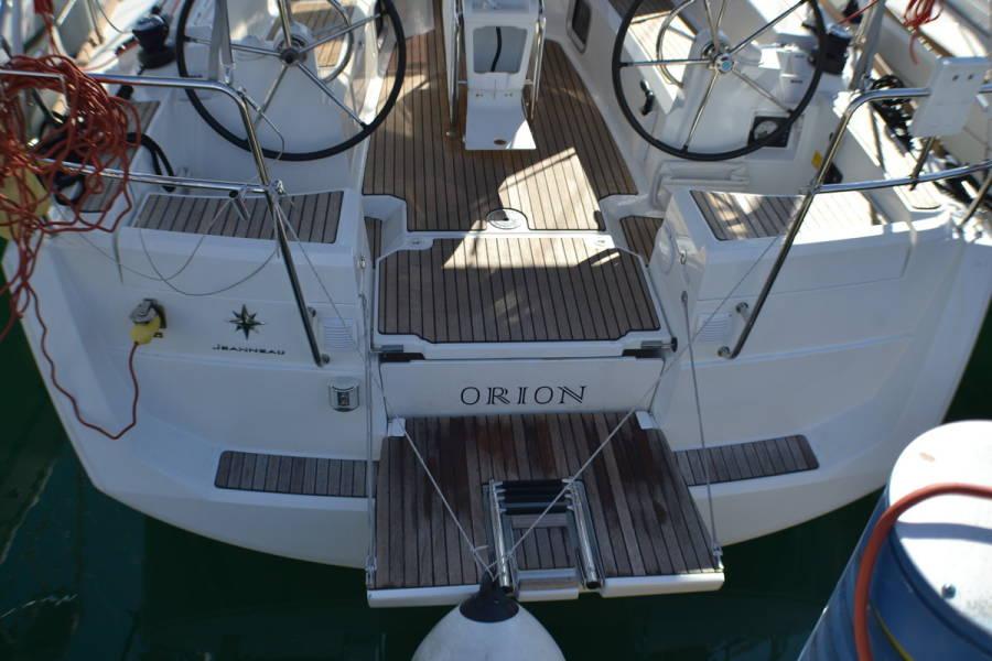 Sun Odyssey 379  | Orion