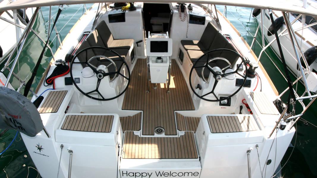 Sun Odyssey 419  | Happy Welcome