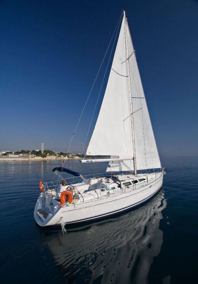 Sun Odyssey 43    Makarska II