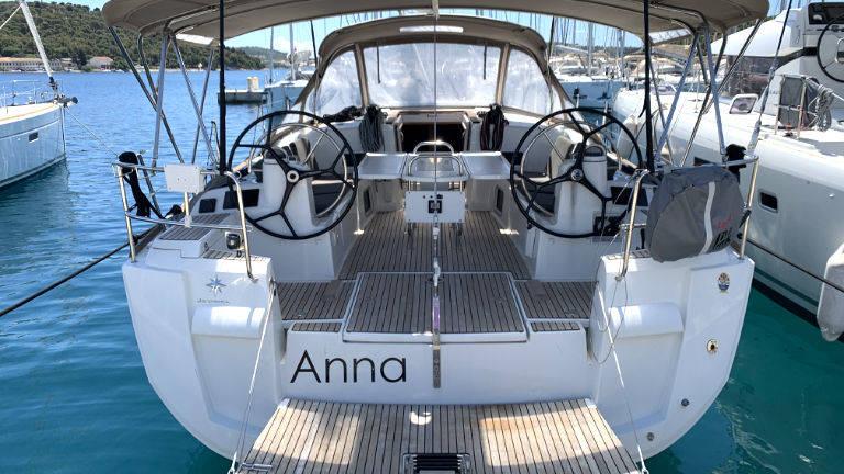 Sun Odyssey 479    Anna